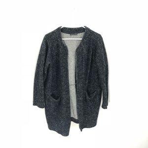 Zara Soft Knit Sweatercoat